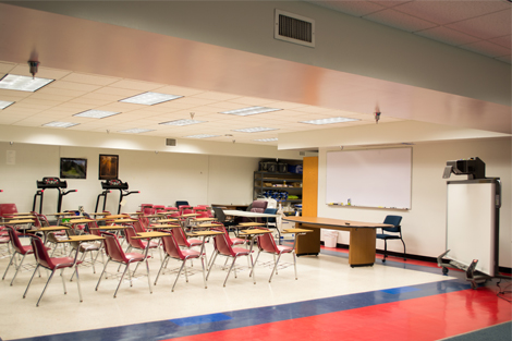 room 105 fitness room venue reservation rental space usf campus rec recreation