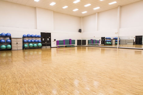 room 107 fitness room venue reservation rental space usf campus rec recreation