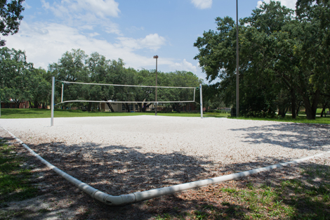 sand volleyball venue for rent usf campus rec