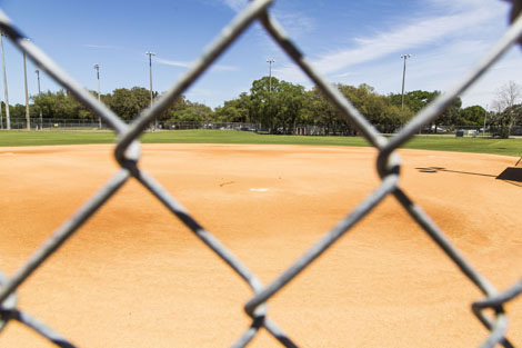 softball baseball sport field for rent reservation event venue
