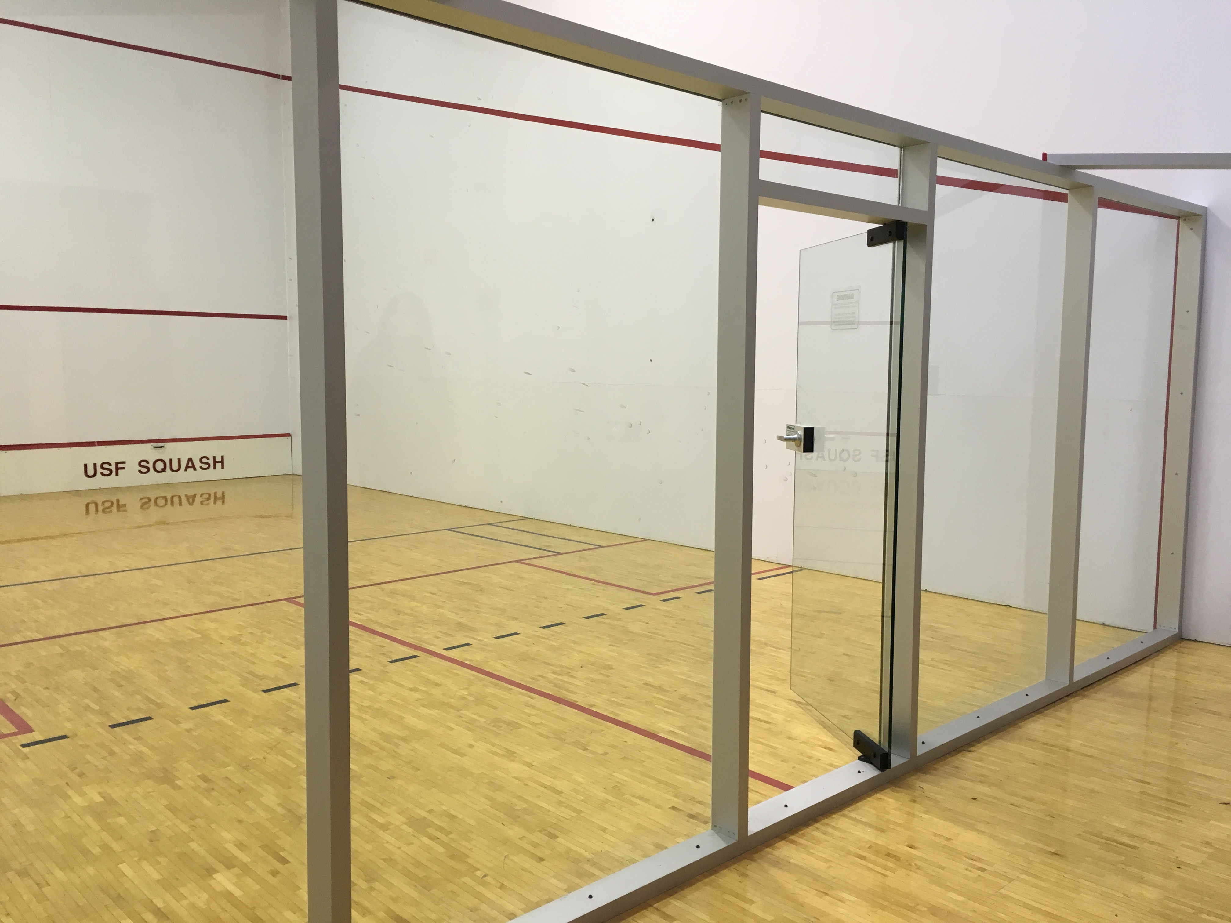 squash court fitness room venue reservation rental space usf campus rec recreation