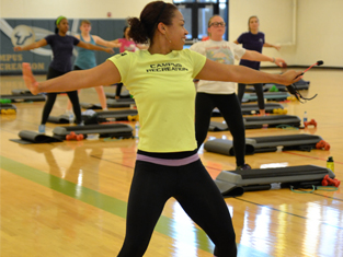 group fitness instructor training fall 2017