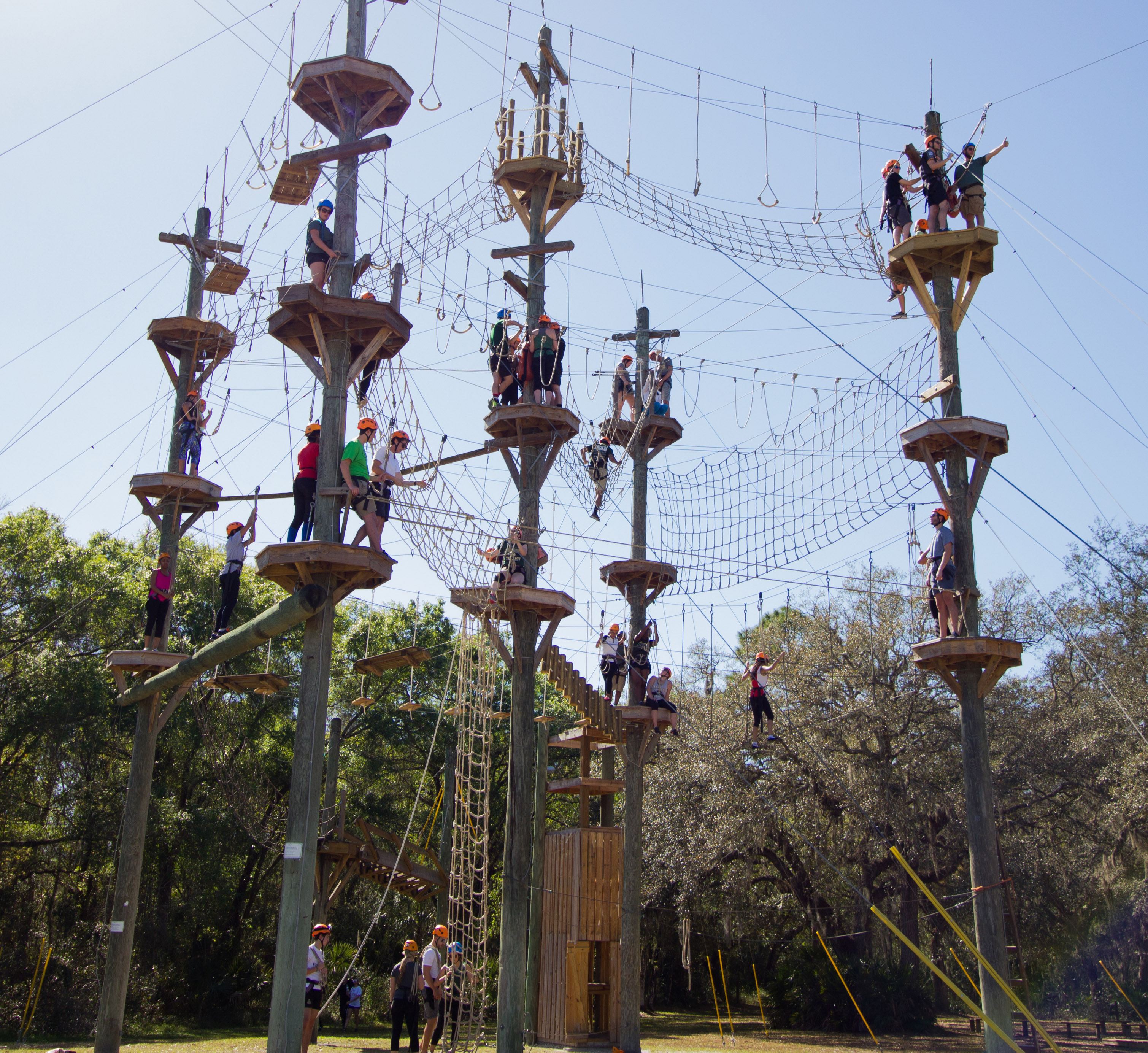 USF Challenge Course