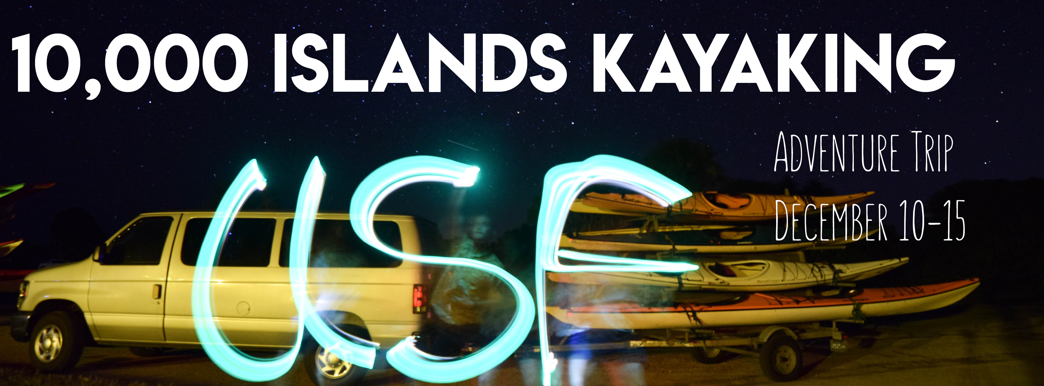 10000 islands kayaking adventure trip