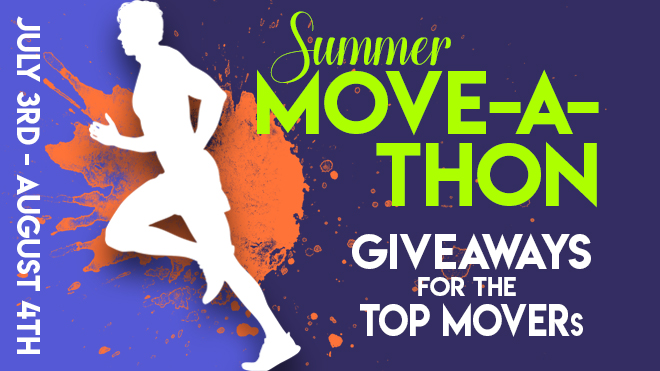Summer Move-A-Thon