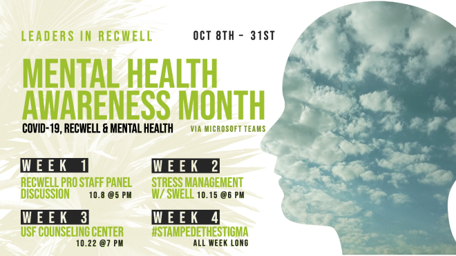 Events | Mental Health Month
