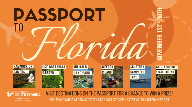 Passport to Florida | November