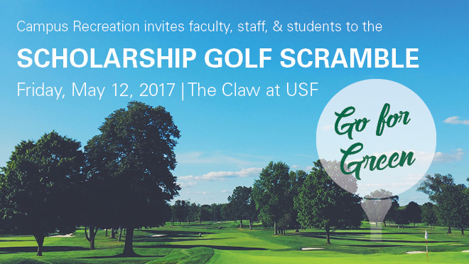 usf golf fundraiser event