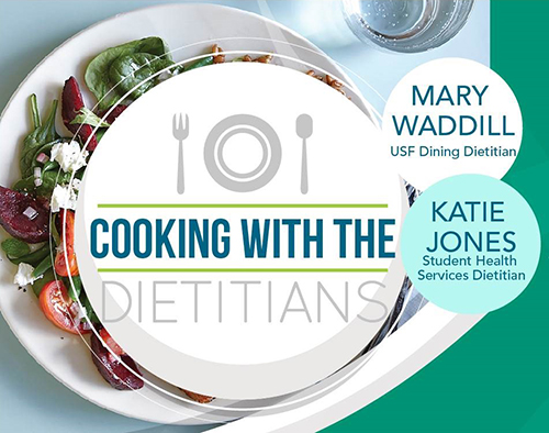 Cooking With The Dietitian