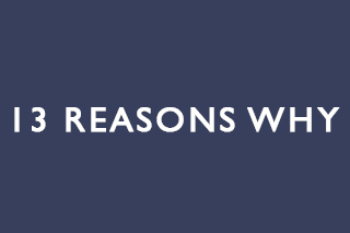 13 reasons why graphic