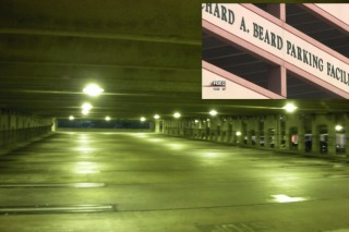 Beard Parking Garage LED Retrofit