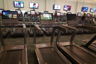 Campus Recreation Energy Efficient Equipment