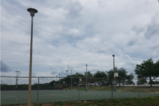 Campus Recreation Tennis & Basketball LED