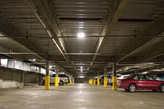 Crescent Hill Parking Garage LED Phase I