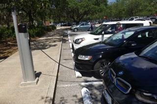 EV Charging Station: Phase II
