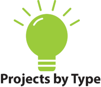 Projects by Type link