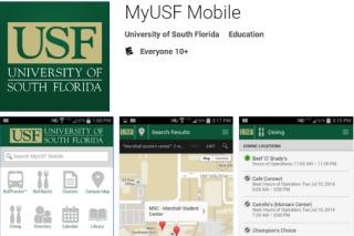 USF Maps App: Phase I