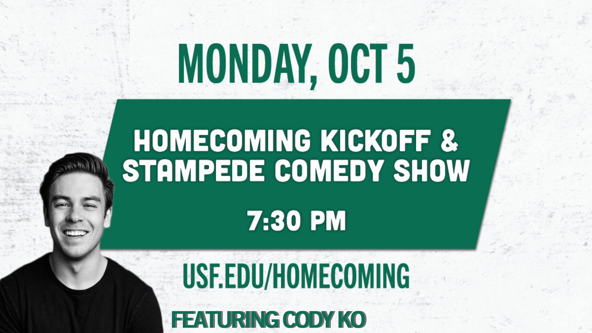 Kickoff & Comedy Show