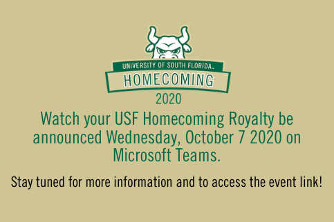 USF Homecoming Court