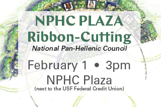 Plaza Ribbon Cutting