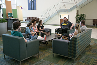 1st floor study lounge