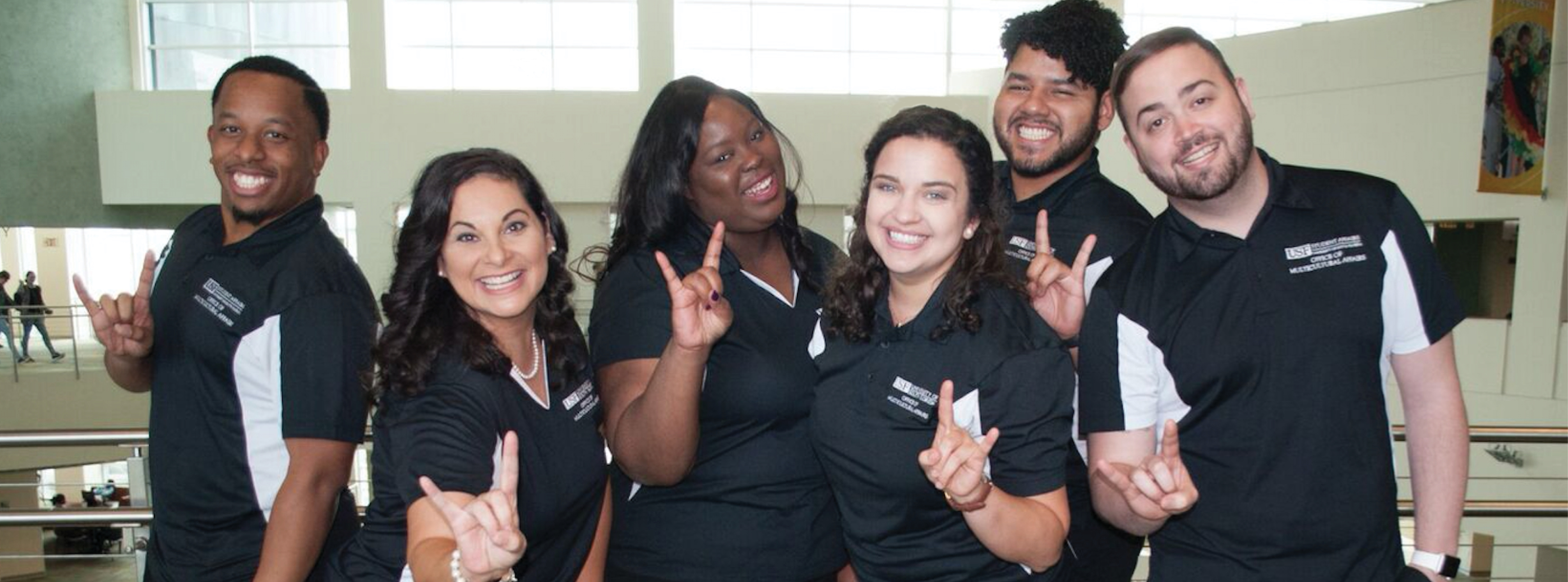 Multicultural Affairs Team