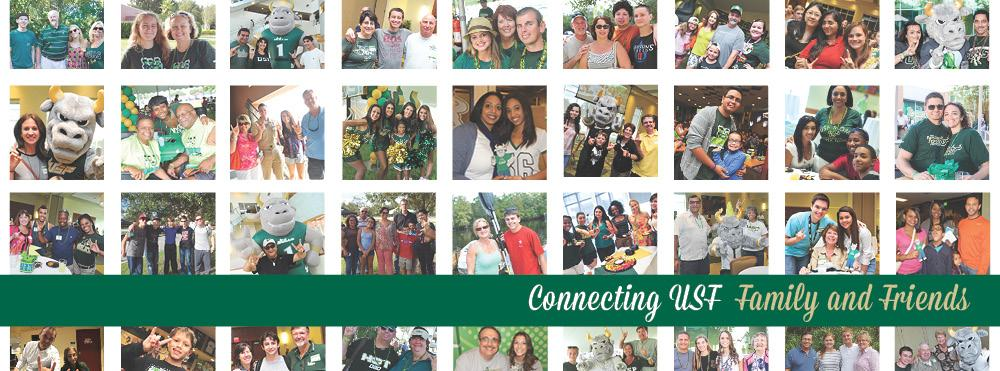 Connecting USF Family and Friends