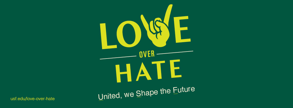 Love over Hate