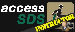 Access SDS Instructor Log in