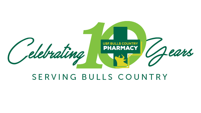 USF Bulls Country Pharmacy celebrating 10 years!