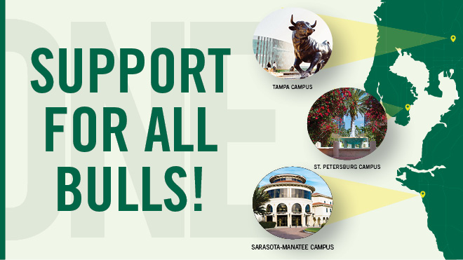 support for all bulls