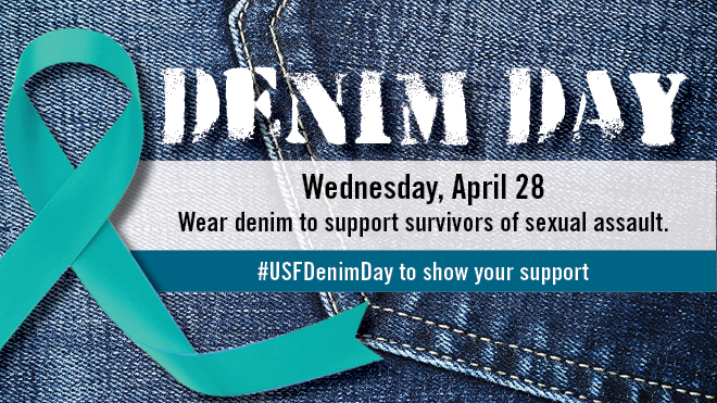 USF Denim Day