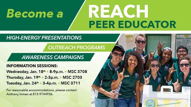 Reach Peer Interest Sessions