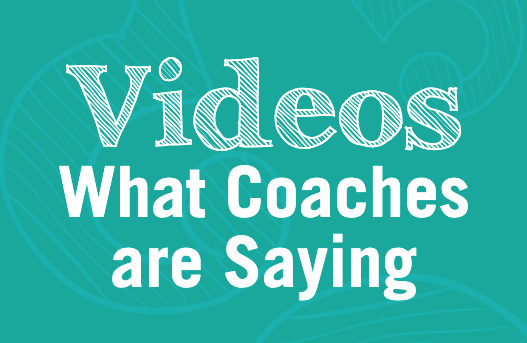 what coaches are saying