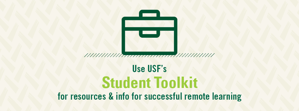graphic for student toolkit for academic continutity