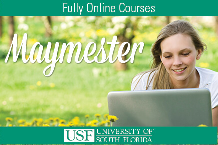Maymester Fully Online Courses
