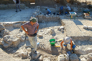 USF Archeologists in Italy