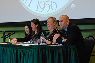 Speakers at USF System Stem Summit