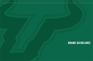 Brand guidelines for USF