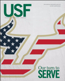 Winter 2016 USF Magazine
