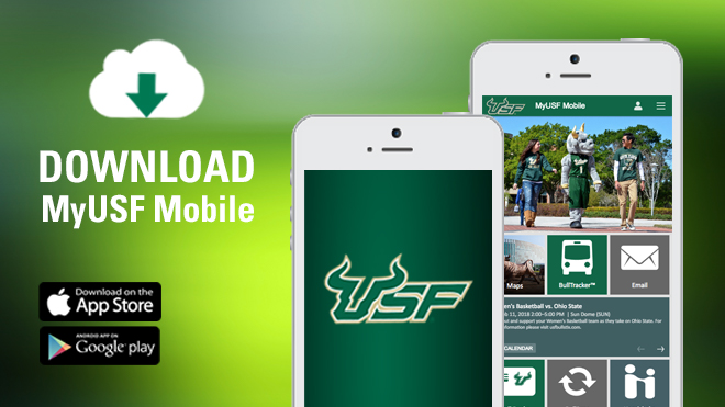 Download MyUSF Mobile