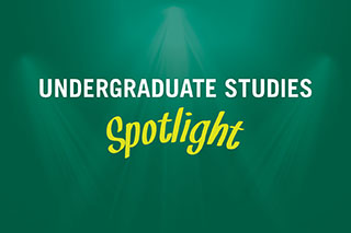 Check out this month's department spotlight!
