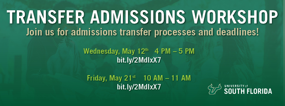 Don't Miss Our Next Transfer Workshop!