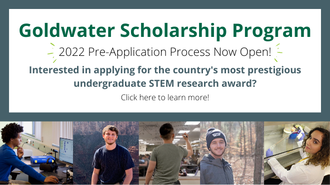 Goldwater Scholarship Program