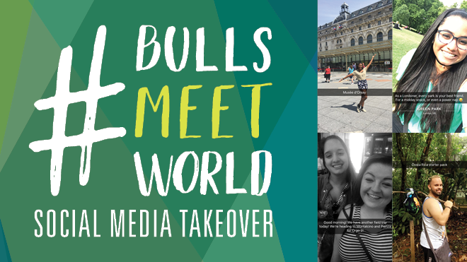 #BullsMeetWorld Takeover