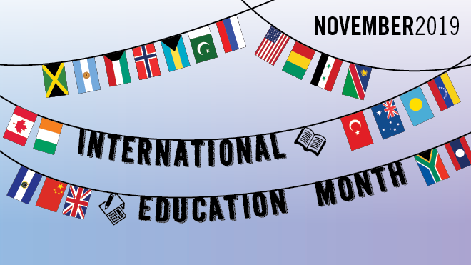 International Education Month