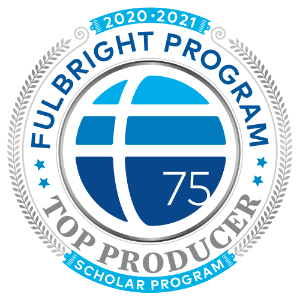 Fulbright Top Producer 2021