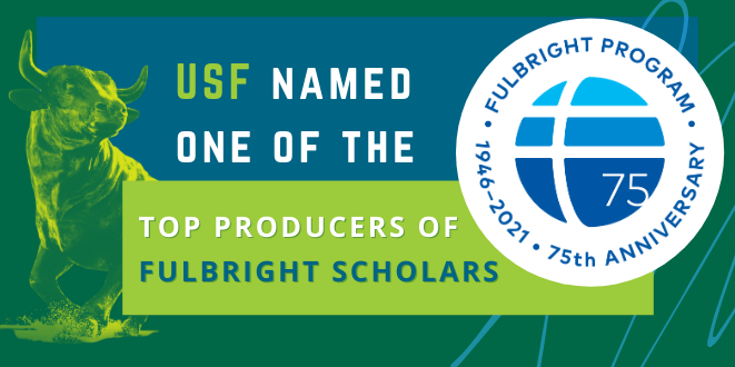 2020-2021 Top Fulbright Producer