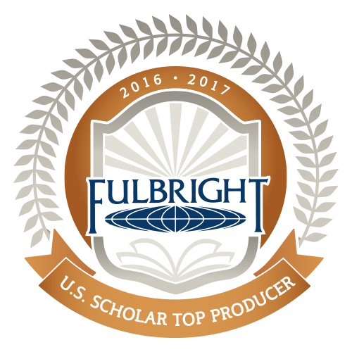 2019 Fulbright Top Producer