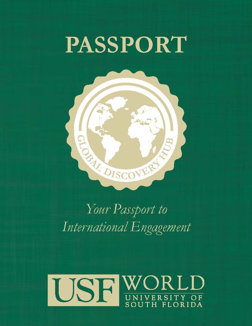 Global Discover Hub Passport